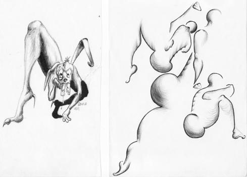 Figure-rabbit