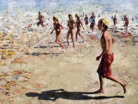 Beachboy36x48