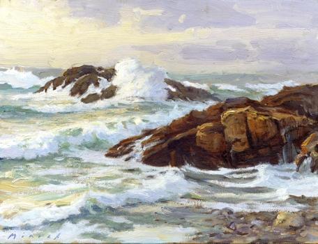 Stephen-mirich-stormy-weather-palos-verdes_oc_9x12