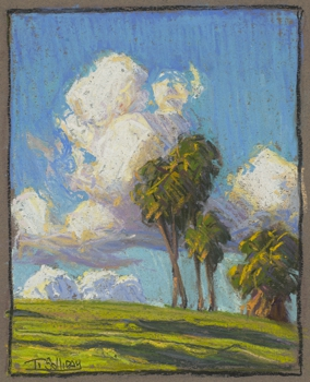 Tim-solliday-pasadena-palms-and-clouds