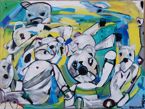 Bears_that_float_36x48