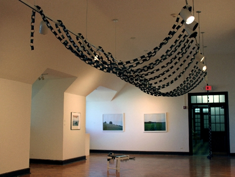 Adam_farcus_-_the_stars_i_was_born_under__installation__o_connor_gallery__dominican_university___view_3_