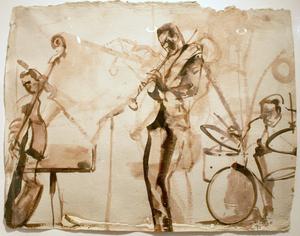 Coltrane_iv_concert_30x40