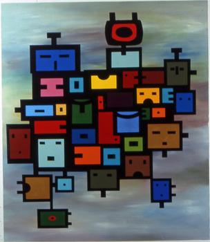 2008_-_tragic_colony_-_oil_on_canvas_-_56_x_66