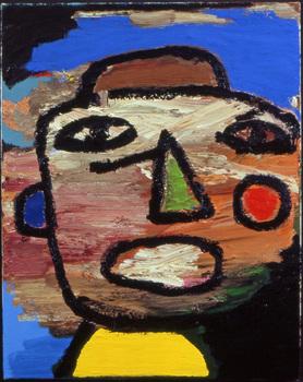 2007_-_sad_man_-_oil_on_canvas_-_14_x_18