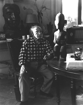 Picasso___primitive_sculpture_by_lucien_clergue