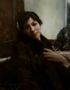 At_the_rodin_museum_by_michelle_dunaway_oil_copy