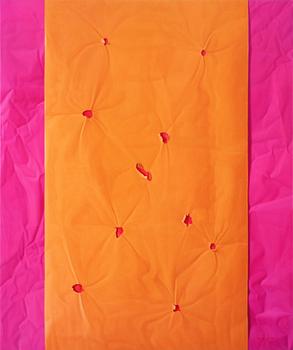 Bravo__orange_on_dark_rose_paper__email___2007__non46977