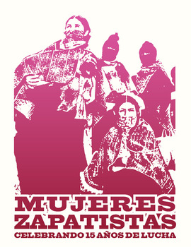 Mujeres_zapatistas