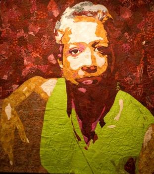 Marion_coleman__susan__3__2006__stitched_fiber_collage_portrait__63_x_53_inches