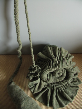Nautilus-_knitted__fulled_wool__recycled_plastic_-2008