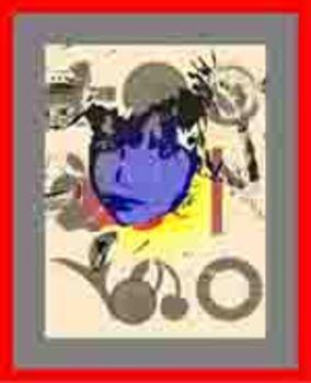 Lovis2_yellow-blue__framed_grey_red_low_dpi50