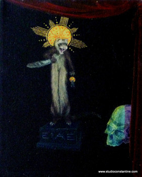 _fur_eiae__acrylic_on_canvas_8x10_2004