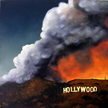 Hollywood_burning