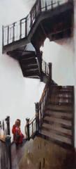 Kim_cogan_descending_a_staircase_1062_69