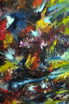The_thorm_of_dreams_50_x_65_cms