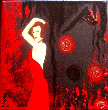 Lady_in_red________1__x_1___oil_and_acrylic_on_canvas