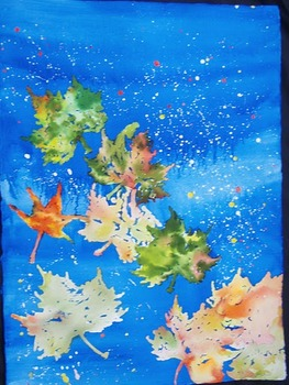 Leaves_from_the_sky__30x22__watercolor