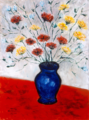 Flowers_in_blue_vase