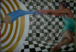 Strong_move_oil_on_canvas_2010_135x200cm