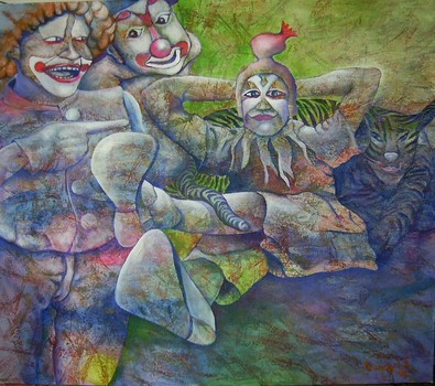 I_m_the_king_2009_uk_160x140_cm_akrilic_on_canvas
