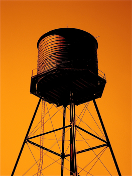 Sunset_water_tank__chicago___photograph__2008