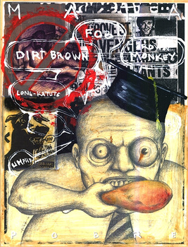 Mata-pobre__mixed_media_on_paper__24in_x_20in__2007