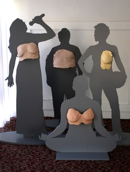 Mamorial__four_survivors___mixed_media__life-size_varies