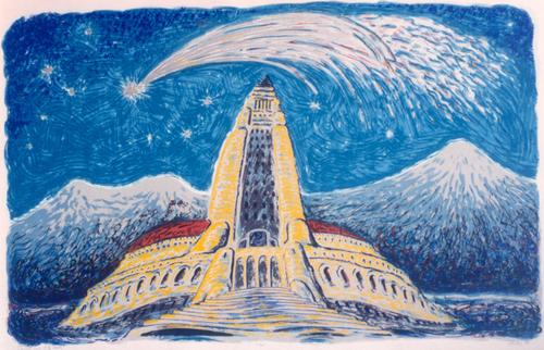 85_comet_over_city_hall