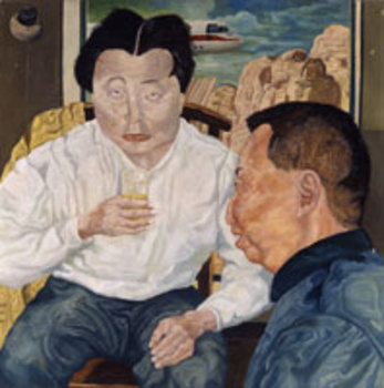 Painter_and_hua_guofeng