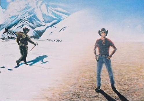 The_journey_of_western_man__oil__33x46