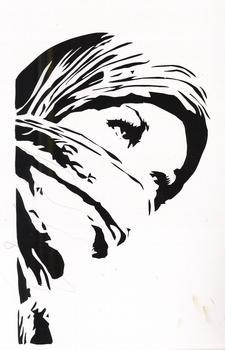 Hijab_girl_stencil_by_heartthrobtawd