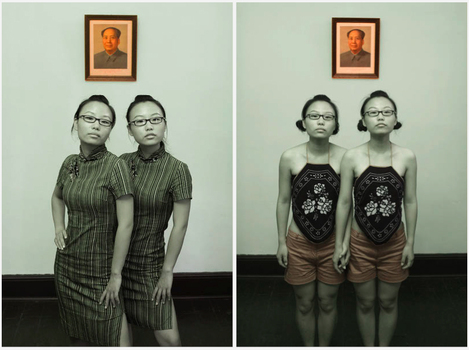 Twins_diptych
