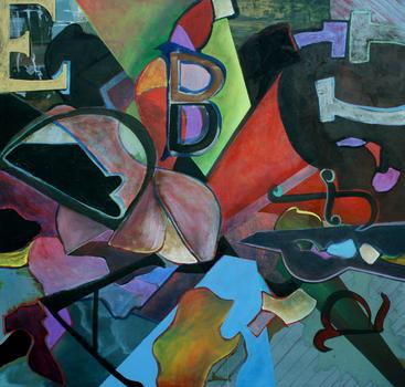 Sm_alpha_bits_oil_canvas_65x56