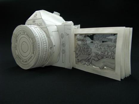 Camera-book