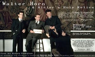 Walter_horn_fundraiser
