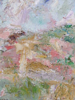 Valley_landscape_oil_on_canvas_50cmx60cm