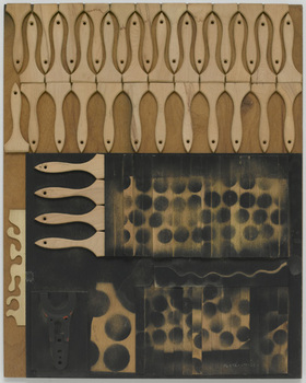 Nevelson_untitled_1958_paint_and_wood_collage_on_board_30_x_24_inches