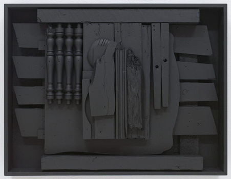 Nevelson_untitled_1985_wood_painted_black_34_x_44_x_6