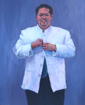 Andy_with_white_coat_acrylic_canvas_24x30in