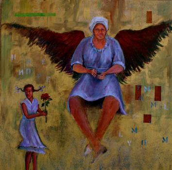 Angel_margie_oil_acrylic_canvas_24x24in