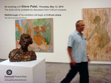 Gieve_patel_-_walkthrough