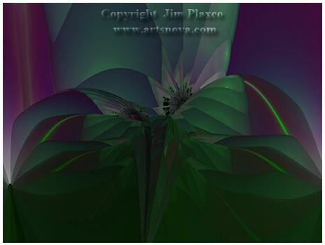 Impressioncrystallineflower