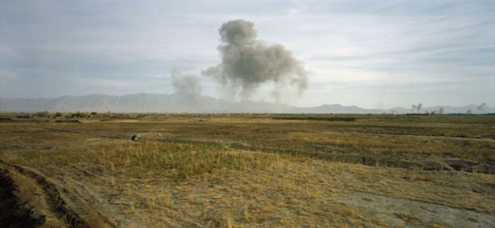 Us_bombing_on_taliban_positions