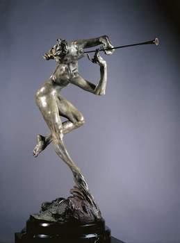 Macd-_trumpeter-_nude-_half