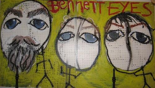 Me_5_x8___acrylic__spray_paint_and_mixed_media_on_peg_board__2008