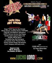 Robertos_lucha_show