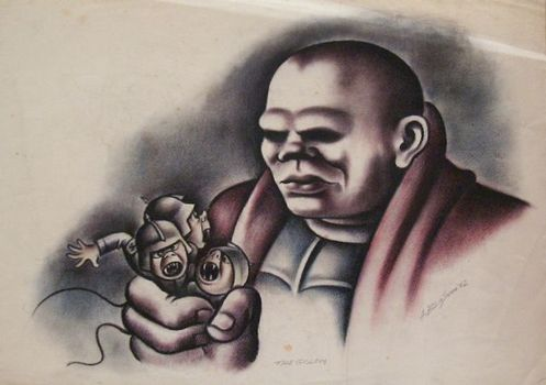 Abe_blashko__the_golem__from_rat_men___1942