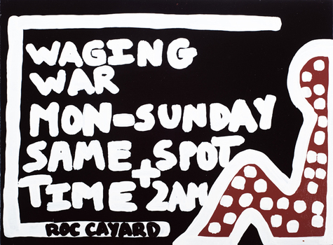War_by_roc_cayard