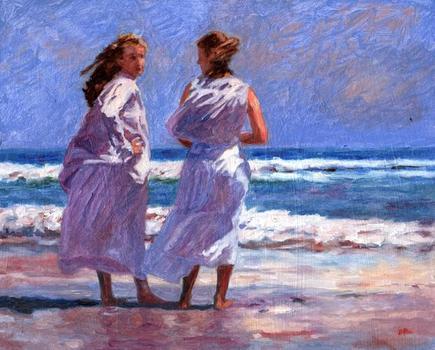 -_746___girls_at_the_beach_8x10